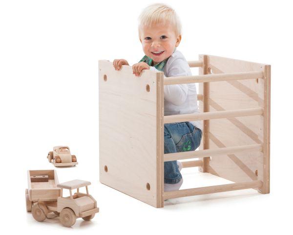 Holzwürfel/ Krabbelwürfel nach Emmi Pikler